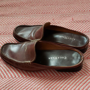 Cole Haan slip on loafers